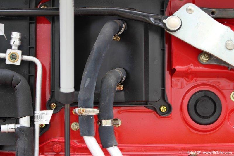 福田 瑞沃 Q5 180 马力 平板自卸车高清图片