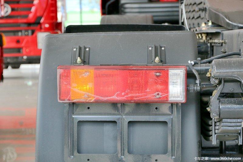 红岩 杰卡C100 390马力 6X2 牵引车(CQ4255ZTVG273)