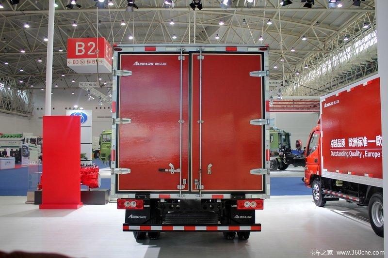 【图】福田欧马可3系 150马力 4165米单排厢