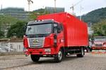 一汽柳特 金陆中卡 170马力 4X2 6.8米厢式载货车