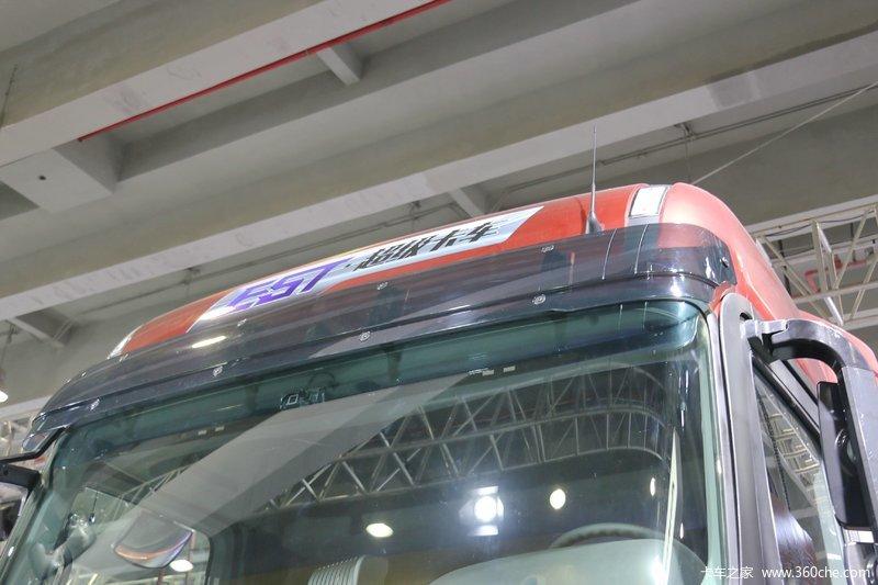 福田 欧曼EST超级卡车 430马力 4X2 牵引车