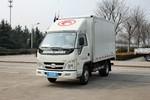 福田时代 小卡之星3 88马力 3.67米单排厢式轻卡(BJ5046XXY-F1)
