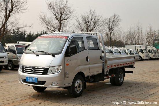 时代轻卡车报价_福田时代轻卡4.2米490发动机14年的车多少钱
