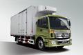 福田 新欧曼ETX 6系重卡 245马力 4X2 9.5米冷藏车(BJ5183XLC-AC)