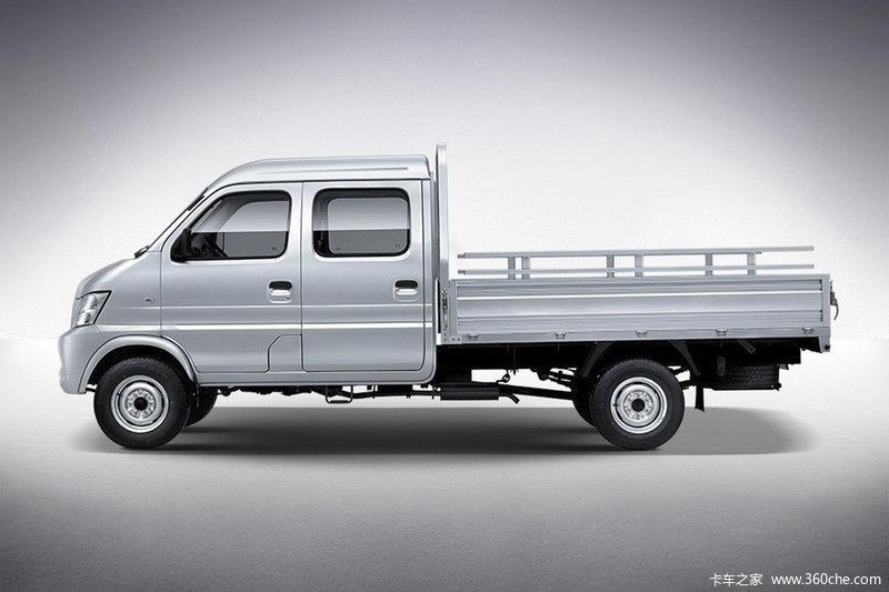 昌河 福瑞达K22 2016款 基本型 1.2L 88马力 汽油 双排栏板微卡高清图片