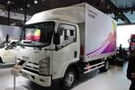 庆铃 五十铃KV600 130马力 4.2米单排厢式轻卡(QL5043XXYA5HA)
