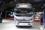 福田 奥铃CTS 131马力 4.2米单排厢式轻卡(BJ5048XXY-FC)
