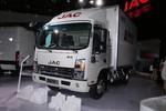 江淮 帅铃H330 全能卡车 152马力 3.8米排半厢式轻卡(HFC5053XXYP71K2C2V)