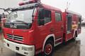 东风 多利卡D7 156马力 4X2 水罐消防车(湖北程力-程力威牌)(HXF5101GXFSG35/DF)