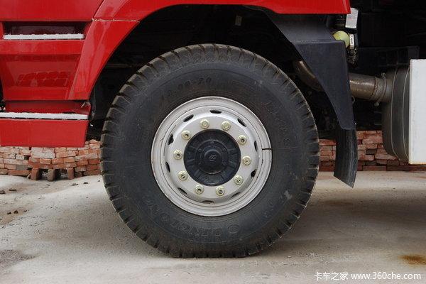 华菱重卡 336马力 6X4 自卸车(平顶卧铺)(HN3250P34C9M3)底盘图
