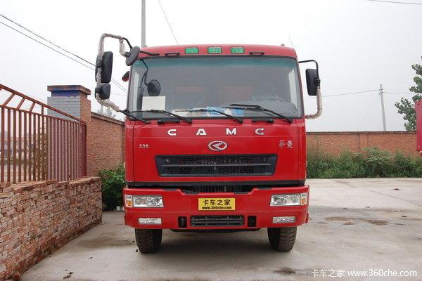 华菱重卡 336马力 6X4 自卸车(平顶卧铺)(HN3250P34C9M3)外观图