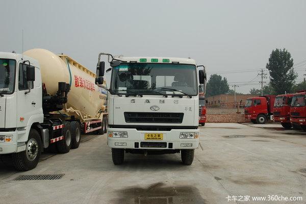 华菱重卡 330马力 8X4 栏板载货车(HN1310NGB38D6M4)
