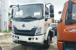 东风柳汽 乘龙L3 160马力 6.2米排半仓栅式载货车底盘(LZ5121CCYM3AB)