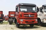 重汽王牌 W5D中卡 180马力 4X2 6.8米载货车底盘(CDW1161A1N5L)
