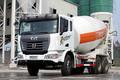 联合卡车U380 380马力 6X4 LNG混凝土搅拌车(国六)