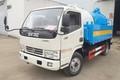 东风 多利卡D6 115马力 4X2 清洗吸污车(中洁牌)(XZL5070GXW5)
