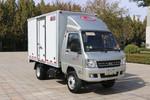 福田时代 驭菱VQ1 2017款 1.2L 86马力 汽油 3.05米单排厢式微卡(BJ5030XXY-AC)