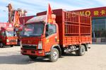 中国重汽HOWO 悍将 170马力 4.15米单排仓栅式轻卡(ZZ5047CCYG3315E143)