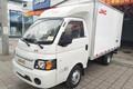 江淮 康铃X5 113马力 4X2 3.11米冷藏车(HFC5030XLCPV4E1B3S)