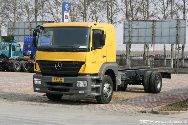 奔驰 Axor重卡 280马力 4X2 专用车(底盘)