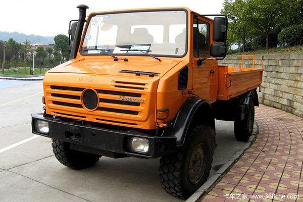 奔驰 Unimog系列 178马力 4X4 越野卡车(型号U4000)