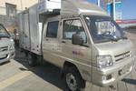 福田时代 驭菱VQ1 1.1L 61马力 汽油 2.5米双排厢式微卡(BJ5030XXY-V6)
