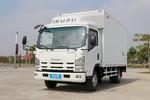庆铃 五十铃KV600 130马力 4.17米单排厢式轻卡(气剎)(QL5043XXYA5HA)