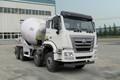 中国重汽 豪瀚J7B 380马力 6X4 混凝土搅拌车底盘(ZZ1315N3066E1)