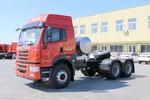 青岛解放 悍V重卡 400马力 6X4 LNG牵引车(CA4251P1K15T1NE5A80)