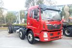 中国重汽 豪曼H5重卡 280马力 6X2 7.8米栏板载货车底盘(ZZ1258KC0EB1)