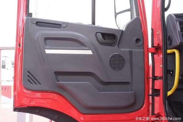 江淮 格尔发K系列重卡 310马力 8X4 载货车(底盘)(HFC1314K1R1LT)驾驶室图