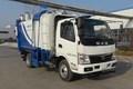 飞碟奥驰 A3 130马力 4X2 自装卸式垃圾车(FD5081ZZZW17K5)