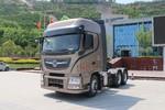 东风商用车 天龙旗舰 450马力 6X4危险品牵引车(DFH4250CX4)