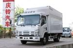庆铃 五十铃KV600 120马力 4.17米单排厢式轻卡(QL5043XXYA7HAJ)