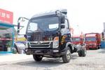 中国重汽 豪曼H3 160马力 4.2米单排厢式轻卡(ZZ5048XXYG17EB1)