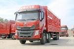 东风柳汽 乘龙H5 350马力 8X4 9.5米仓栅式载货车(LZ5310CCYH5FB)