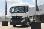 奔驰 新Actros重卡 450马力 6X2公路牵引车(型号2645 LSDNA)