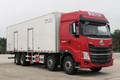 东风柳汽 乘龙H7 350马力 8X4 9.5米冷藏车(玉柴)(LZ5310XLCH7FB)