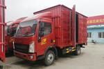 中国重汽HOWO 统帅 148马力 4.15米单排售货车(ZZ5047XSHF341CE145)