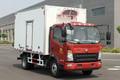 中国重汽HOWO 统帅 物流版 148马力 4X2 4.1米冷藏车(ZZ5047XLCF341CE145)