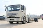 中国重汽 豪瀚J5G重卡 310马力 6X2 中置轴轿运车底盘(ZZ1225N50C3E1)
