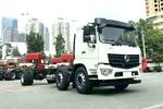 东风 专底系列 245马力 6X2 9.6米栏板载货车(EQ1250GD5D)