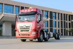 中国重汽 豪瀚J5G重卡 280马力 8X2危险品载货车底盘(ZZ1315N46G3E1)