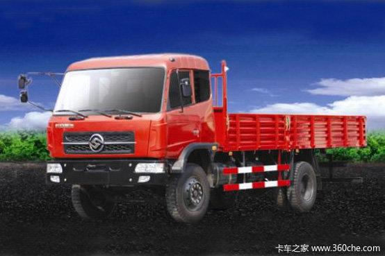 江铃重汽 远威重卡 185马力 4X2 栏板载货车(SXQ1161G1)