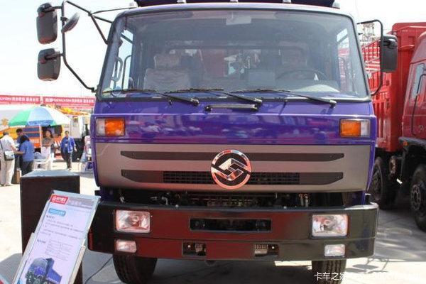 江铃重汽 远威重卡 160马力 4X2 仓栅载货车(SXQ5160CYS)