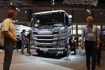 斯堪尼亚 P系列重卡 280马力 4X2载货车(型号P280 B4X2NA)