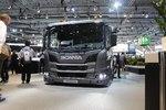 斯堪尼亚 L系列重卡 340马力 6X2载货车(型号L340 B6X2*4LB)