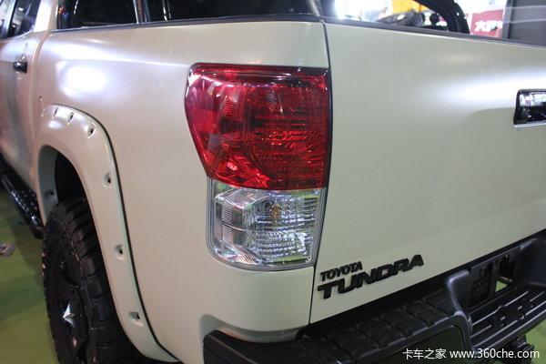 丰田 坦途5700 4.7L柴油 四驱 双排皮卡上装图