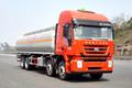 红岩 杰狮M500 320马力 8X4 运油车(铁马牌)(XC5310GYYYHAA)