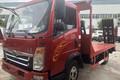 中国重汽 豪曼H3 130马力 4X2 平板运输车(ZZ5048TPBG17EB0)